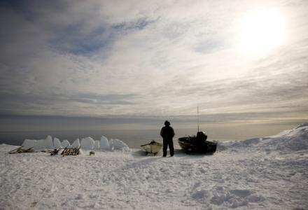 Life at Whaling Camp
