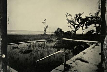 Pool, West Beach and Barkley