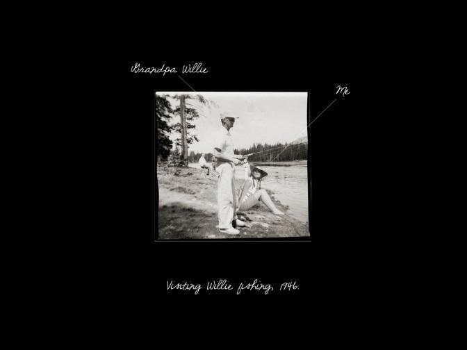 14_Willie Fishing 1946