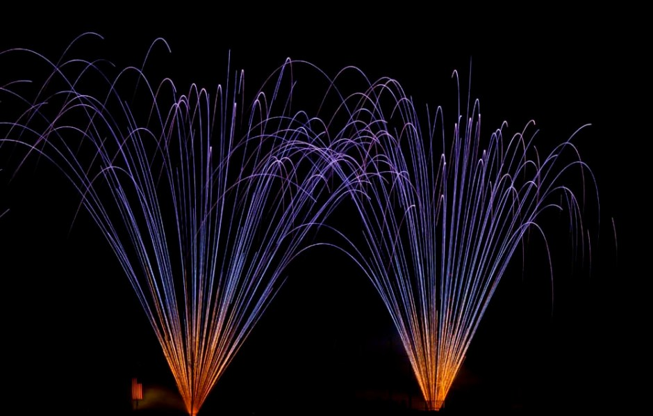 Fireworks July 4, 2012