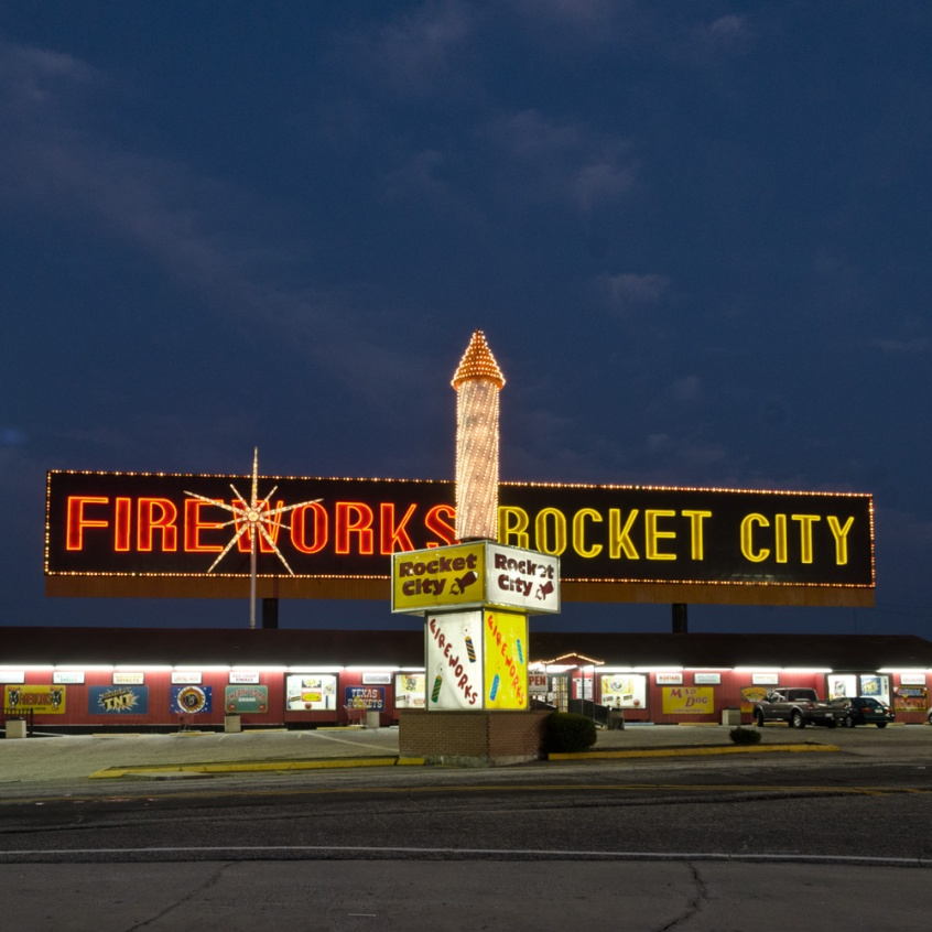 rocket city south of the border sc