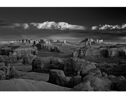 Mitch Dobrowner - Monument Valley